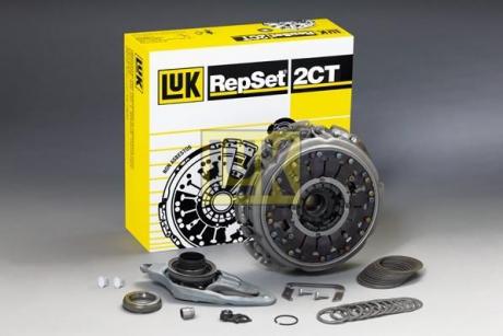 Комплект сцепления LUK RepSet 2CT 602000200