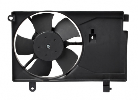 Вентилятор охлаждения кондиционера Авео (02-) Luzar LFAC 0520