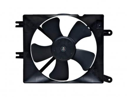 Вентилятор охлаждения кондиционера Лачетти (04-) Luzar LFAC 0541