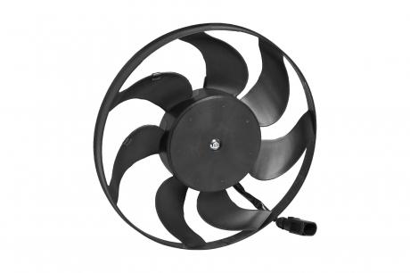 Электровентилятор кондиционера Octavіa A5 (04-)/Golf V (03-) Диаметр крыльчатки:294мм (LFAC 18K0) Luzar