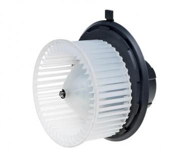 Вентилятор отопителя Матиз с конд Luzar LFh 0555