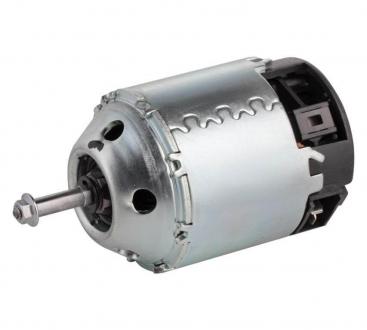 Электродвигатель вентилятора отопителя X-Traіl T30 (00-) без крыльчатки (LFh 14H8) Luzar