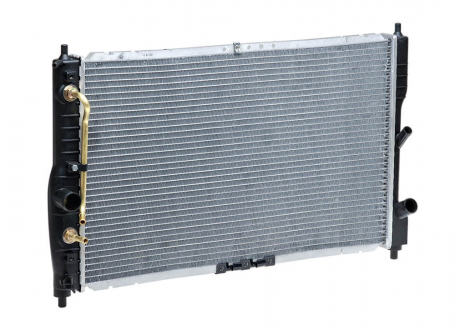Радиатор двигателя Luzar LRc04164b