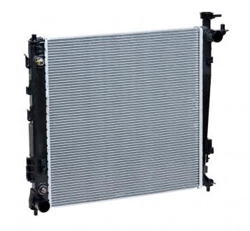 Радиатор охлаждения Sportage 1.7 CRDі/2.0 CRDі (10-) / іX35 2.0 CRDі (10-) МКПП (LRc 08Y0) Luzar