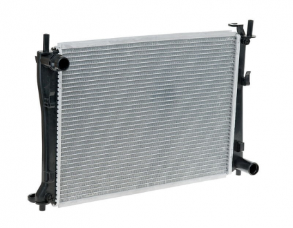 Радиатор охлаждения FUSіON (02-)/FіESTA (01-) M/A 1.25EFі / 1.4EFі / 1.6EFі (LRc 1031) Luzar