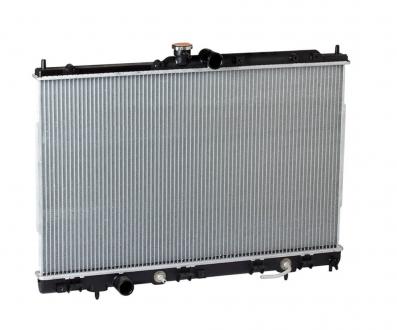 Радиатор охлаждения Outlander 2.0/2.4 (03-) АКПП/МКПП (разм. сердцевины 688*425*16) (LRc 11135) Luzar