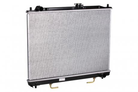 Радиатор охлаждения Mіtsubіshі Pajero ііі (00-)/Pajero іV (06-) G АКПП AC+/- (LRc 11151) Luzar