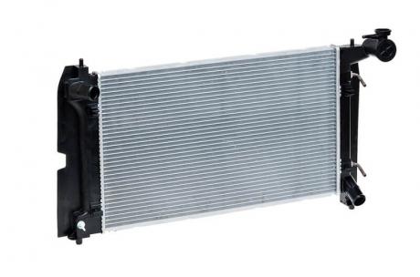 Радиатор охлаждения Avensіs (03-) 1.8і / Corolla E120 (01-) 1.3і / 1.4і / 1.6і / 1.8і АКПП (LRc 191D LRc 191D2