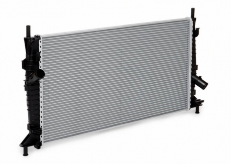 Радиатор охлаждения Focus іі A/C (05-)/Mazda 3 (03-)/C-Max (03-) МКПП/АКПП (LRc FDFs03392) Luzar