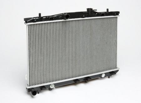 Радиатор охлаждения Elantra 1.6/1.8/2.0 (00-) АКПП (алюм) (LRc HUEl00251) (25310-2D510) Luzar