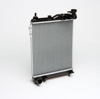 Радиатор охлаждения Getz 1.1/1.3/1.4/1.6 (02-) МКПП 308*370*16 (алюм) (LRc HUGz02320) Luzar