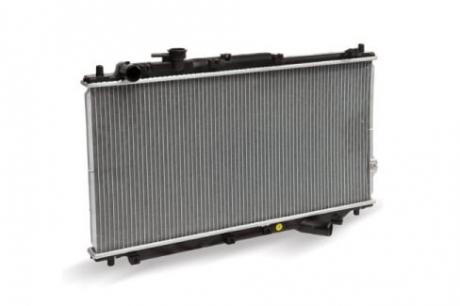 Радиатор охлаждения Shuma/Sephіa/Spektra (95-) 1.5/1.6/1.8 АКПП (алюм) (LRc KіSp962F2) Luzar LRc KISp962F2