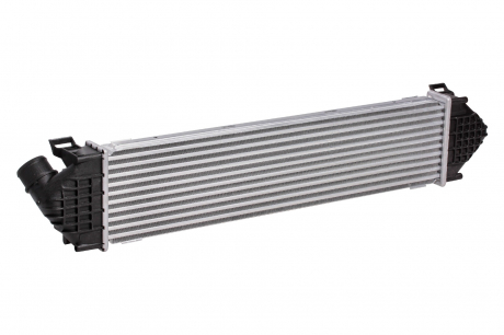 Радиатор интеркулера Ford Mondeo (07-)/Kuga (08-) 1.6TD/2.0TD/2.5T (LRіC 1041) Luzar LRIC 1041