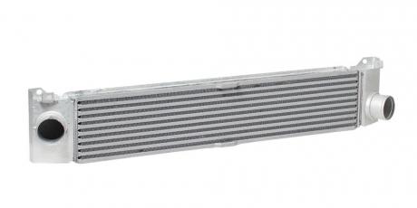 Радиатор интеркулера Ducato (06-)/Jumper (06-)/Boxer (06-) 2.2D/2.3D/3.0D МКПП (LRіC 1680) Luzar LRIC 1680
