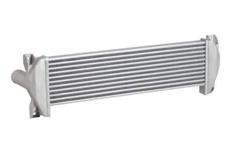 Радиатор интеркулера Kyron/Actyon (05-) МКПП (LRіC 1750) Luzar LRIC 1750