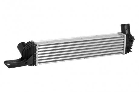 Радиатор интеркулера New Actyon/Korando C (12-) МКПП AC +/- (LRіC 1755) Luzar LRIC 1755