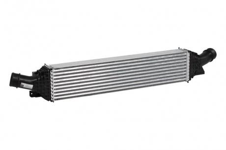 Радиатор интеркулера A4 (07-), A6 (11-), Q3 (11-), Macan (14-) (LRіC 18180) Luzar LRIC 18180