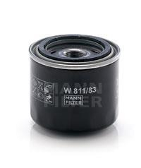 W811/83 MANN Масляный фильтр