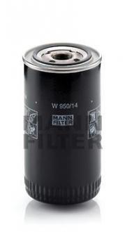 W950/14 MANN Масляный фильтр