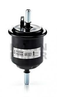 WK55/1 MANN Топливный фильтр