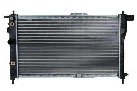 Радиатор системы охлаждения 616521