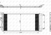 350225 NRF Радиатор кондиционера (фото 1)