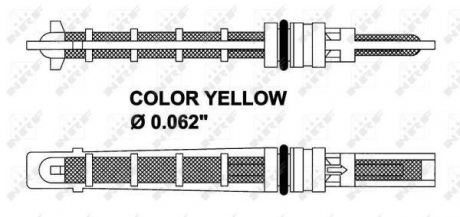 Расширительный клапан AC 38212
