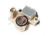 Реле-регулятор напряжения генератора в сборе с щетками (2 контакта) Daewoo Matiz ONNURI 93740980