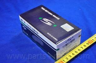 Колодки тормозные дисковые PMC PKA-003
