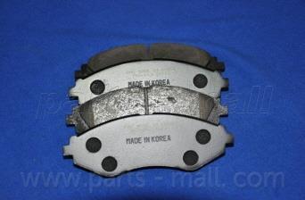 Тормозные колодки дисковые PKC-003
