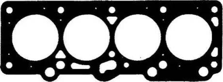 Прокладка ГБЦ (480EF, -2010г., металлоасбестовая) 480-1003080