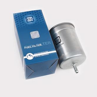 Фильтр топливный Q-FIX Chery Amulet A11-1117110CA