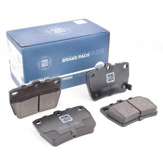 Колодки тормозные задние,дисковые T11-BJ3501080