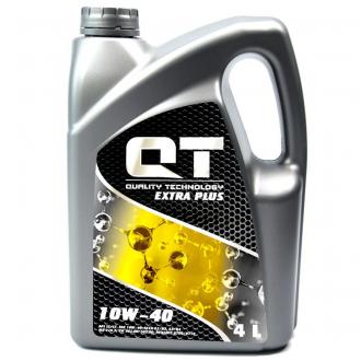 Масло моторное 10w40 SL / CF (Германия, QT-OIL) 4л. QT1310404