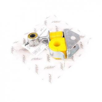 Стойка стабилизатора задняя в сборе, левая / правая (стойка + втулки) 1400631180