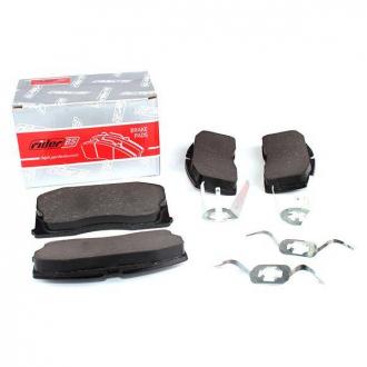 Колодки тормозные передние с ABS RIDER Geely CK / CK-2 3501190005