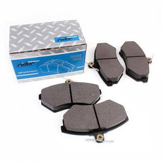 Колодки тормозные передние с ушком RIDER Chery Amulet A11-3501080