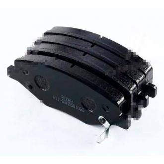 Колодки тормозные передние (6GN, без пружинок) A11-6GN3501080