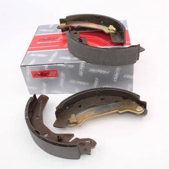 Колодки тормозные задние RIDER Chery QQ S11-3502170