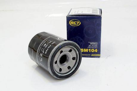 Фильтр масляный Chery Tiggo SCT SMD960935