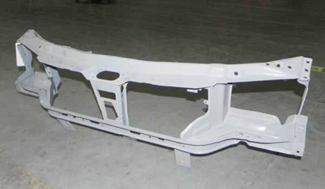 Панель кузова передняя (экран) Chery Amulet SIMYI A15-5300800BA
