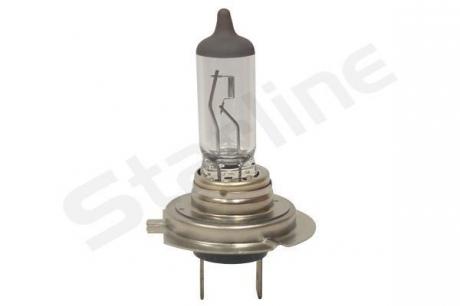 Автомобильная лампа: 12 [В] H7 55W/12V цоколь PX26d 99.99.990
