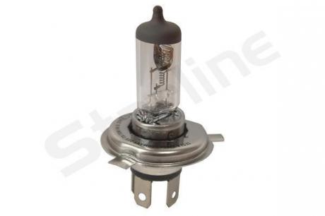 Автомобильная лампа: 12 [В] H4 60/55W/12V цоколь P43t 99.99.992