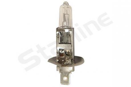 Автомобильная лампа: 12 [В] H1 55W/12V P14.5s 99.99.993