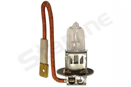 Автомобильная лампа: 12 [В] H3 55W/12V цоколь PK22s 99.99.994