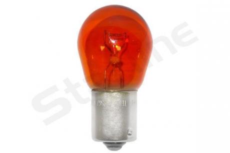 Автомобильная лампа: 12 [В] PY21W 12V цоколь BAU15s - оранжевая 99.99.996