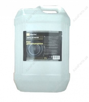 Дистиллированная вода Starline / 20л. / S WATER 20