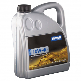 Масло моторное SWAG Engine Oil 10W-40 (4 л) 15932932