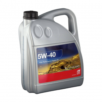 Масло моторное SWAG Engine Oil 5W-40 (5 л) 15932938