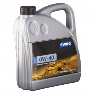 Моторное масло синтетическое д/авто SAE 0W40 4L 30101141